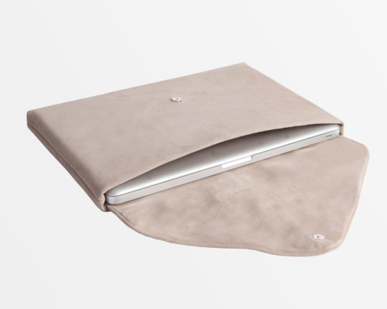 Laptop Hülle Velours Envelope