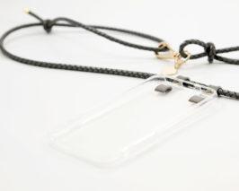 iPhone case zum umhängen mit Lederband